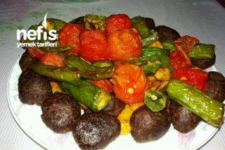 Sebzeli Şam Kebabı Tarifi