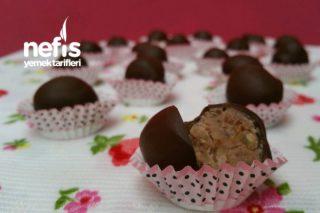 Çikolatalı Kestane Şekeri Tarifi