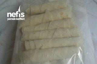 Misafirlere Beş Dakikada Hazırlanacak Dondurucudan Sigara Böreği Tarifi