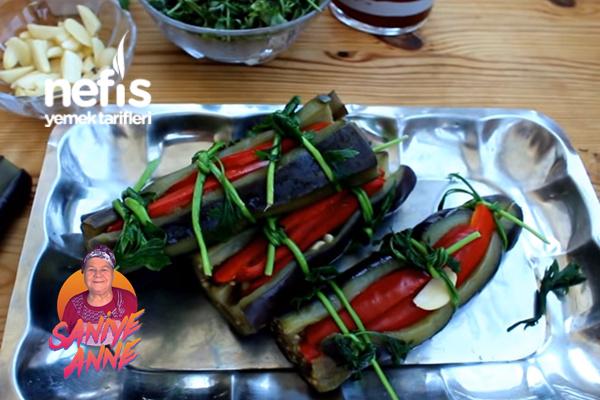 Patlıcan Turşusu (videolu)