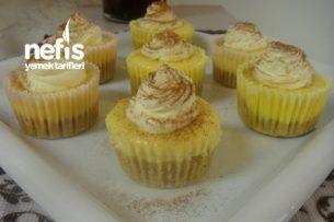 Carrot Cake Cheesecake Cupcake Üçlüsü Tarifi