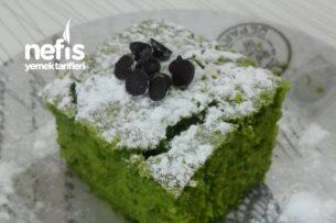 Ispanaklı Kek (Yeşilin En Güzel Hali) Tarifi