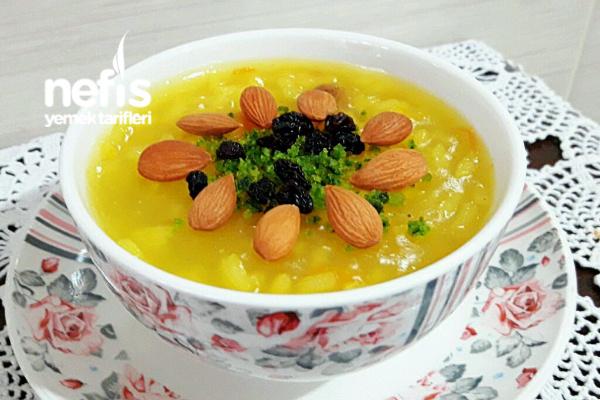 Osmanlı Mutfağından Portakallı Zerde Tarifi