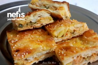 Patatesli Anne Böreği Tarifi