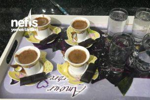 Türk Kahvesi (Köpüklü) Tarifi