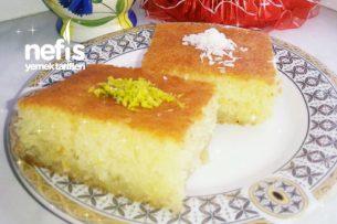 Buram Buram Revani (Hindistan Cevizli Portakallı Tatlıcı Lezzeti) Tarifi