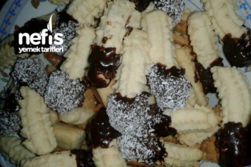 Çikolatalı Tırtıl Kurabiye Tarifi Videosu