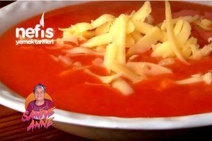 Domates Çorbası (videolu) Tarifi