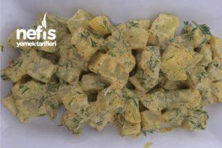 Hardallı Patates Mezesi Tarifi