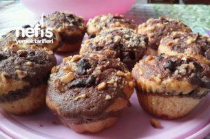 Mozaik Muffin Kekler Tarifi