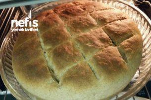 Tam Buğday Unundan Evde Ekmek Tarifi