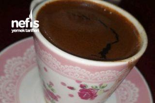 Yağ Yakan Bombastik Kahve Tarifi