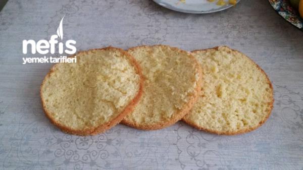 3 Katlı Alman Pastası