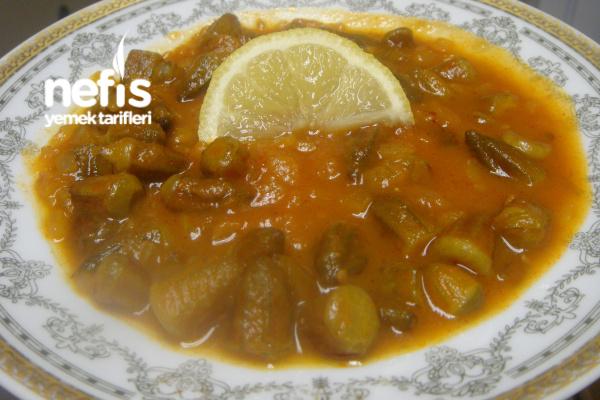 Bamya Yemeği (Dondurulmuş Bamya İle)