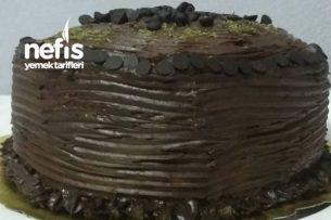 Bol Çikolatalı Pastam Tarifi