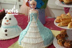 Elsa (Frozen) Pasta Tarifi