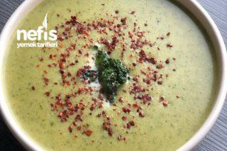 Kış Aylarının Vazgeçilmezi Brokoli Çorbası Tarifi