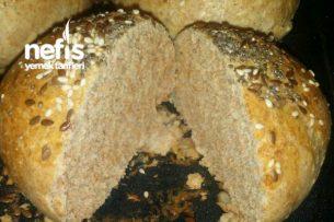 100% Tam Buğday Ekmekcikler Tarifi