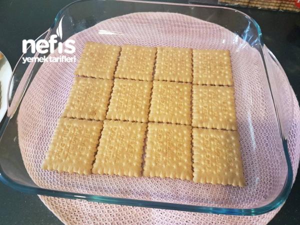 Klasik Biskuvili Pasta Tarifi