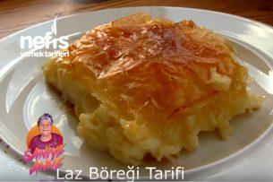 Laz Böreği (videolu) Tarifi