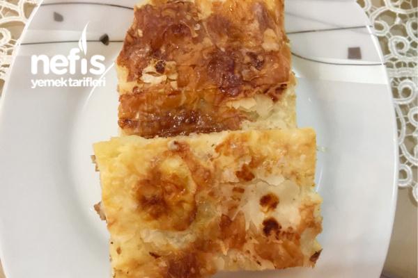 Lezzeti Müptela Eden Mantar Kavurmalı Pastırmalı Börek Tarifi