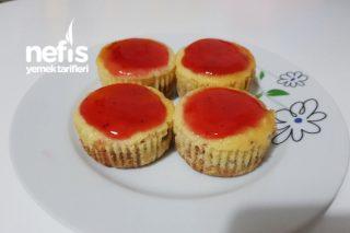 Lokmalık Cheesecakeler Tarifi