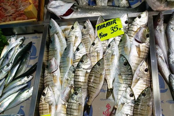 Mırmır Balığı Hangi Ayda Avlanır? Nasıl Pişirilir? Tarifi