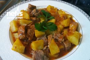 Lokanta Usulü Tas Kebabı (Nefis) Tarifi