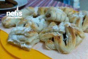 Elmalı Havuçlu Milföy Tarifi