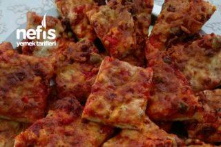 Ev Yapımı Anne Pizza Tarifi