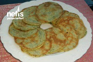 Ispanaklı Pankek (Tuzlu) Tarifi