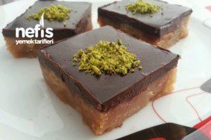 Tahinli Ve Çikolatalı Helva (Aşk ı Helva) Tarifi