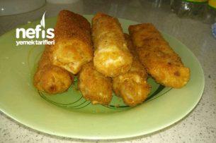 Kremalı Patatesli Sigara Böreği Tarifi
