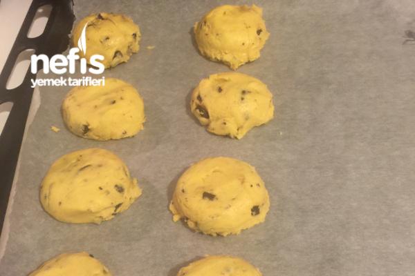 Nefis Çikolatalı Cookies