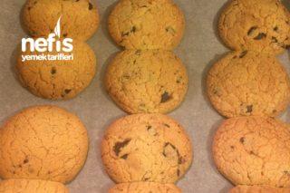 Nefis Çikolatalı Cookies Tarifi