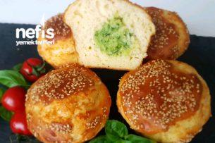 Olağanüstü Lezzetiyle Dolgulu Kaşar Peynirli Muffin Tarifi