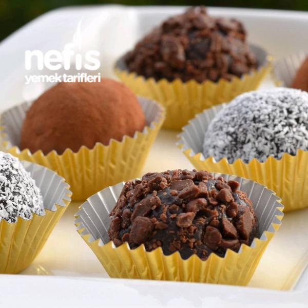 Brigadeiro (brezilya Çikolatası)