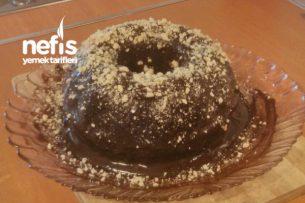 Çikolatalı, Çikolata Soslu Mozaik Kekim Tarifi