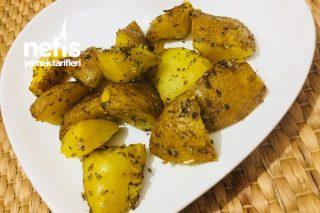 Çıtır Sağlıklı Patates Tarifi