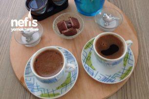 Kahve Sunum Tarifi