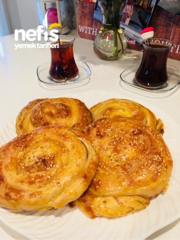 Çarşaf Böreği(