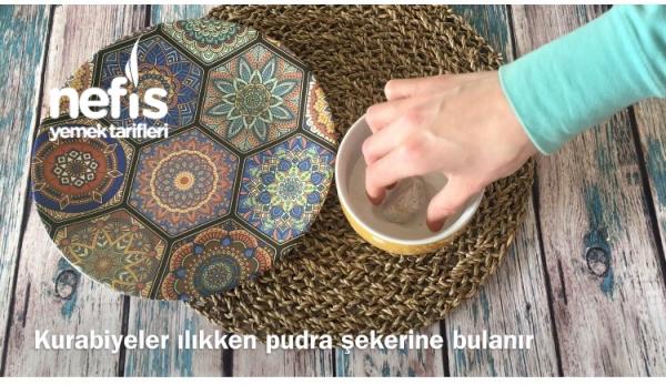 Limonlu Bademli Çaylı Kurabiye (Videolu)