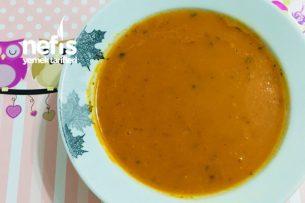 Sebze Yediren Zeytinyağlı Sebze Çorbası (Havuçlu Patatesli) Tarifi