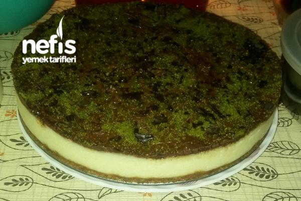 Yulaflı Bisküvili Pastam Tarifi