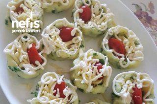 Çanak Şeklinde Patates Salatası Tarifi