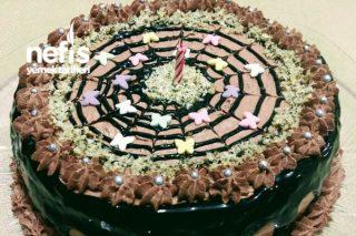 Kakaolu Yaş Pasta (Pratik) Tarifi