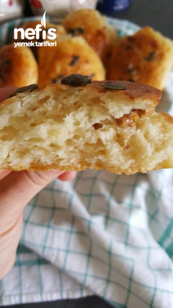 Pofuduk Ekmekler ( Peyniri Hamurunda)