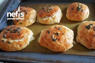Pofuduk Ekmekler (Peyniri Hamurunda) Tarifi