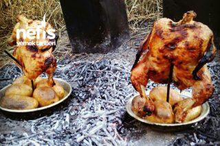 Tenekede Tavuk Kebabı Tarifi