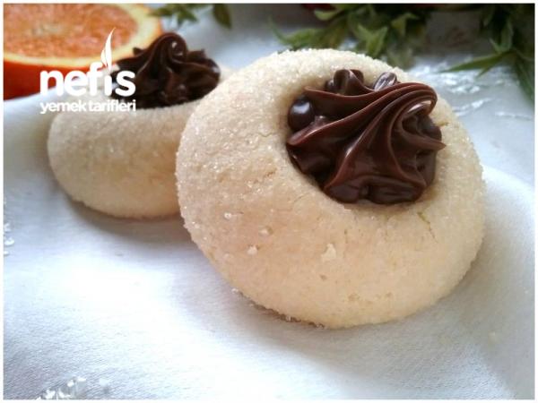 Mis Kokulu Portakallı Elmas Kurabiye(pastaneden Almaya Son)